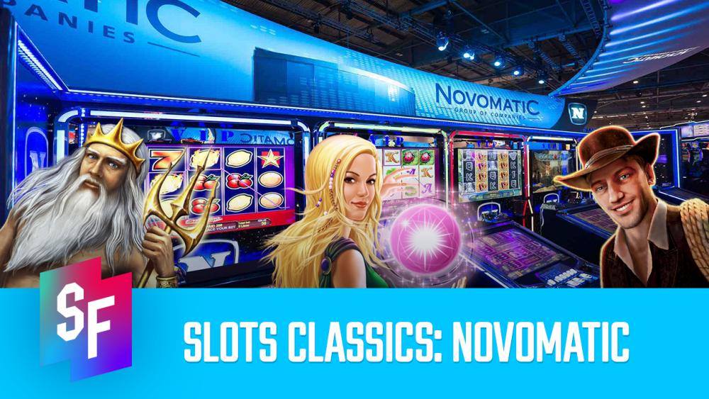 Novomatic Slots Tipps